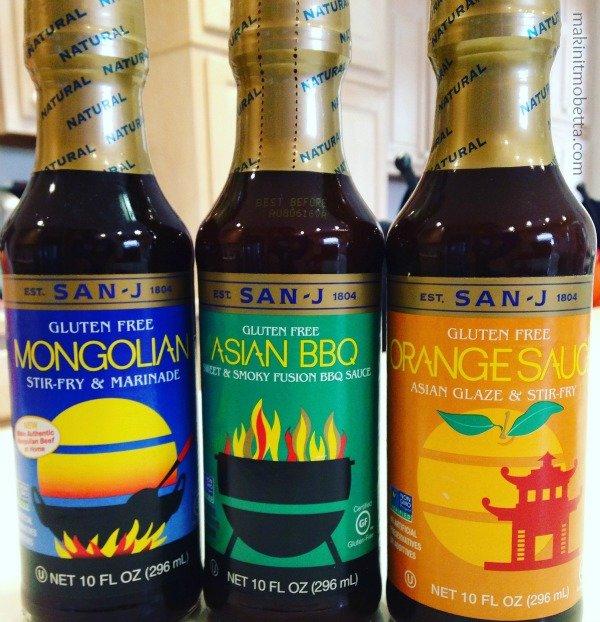 SanJ Sauces