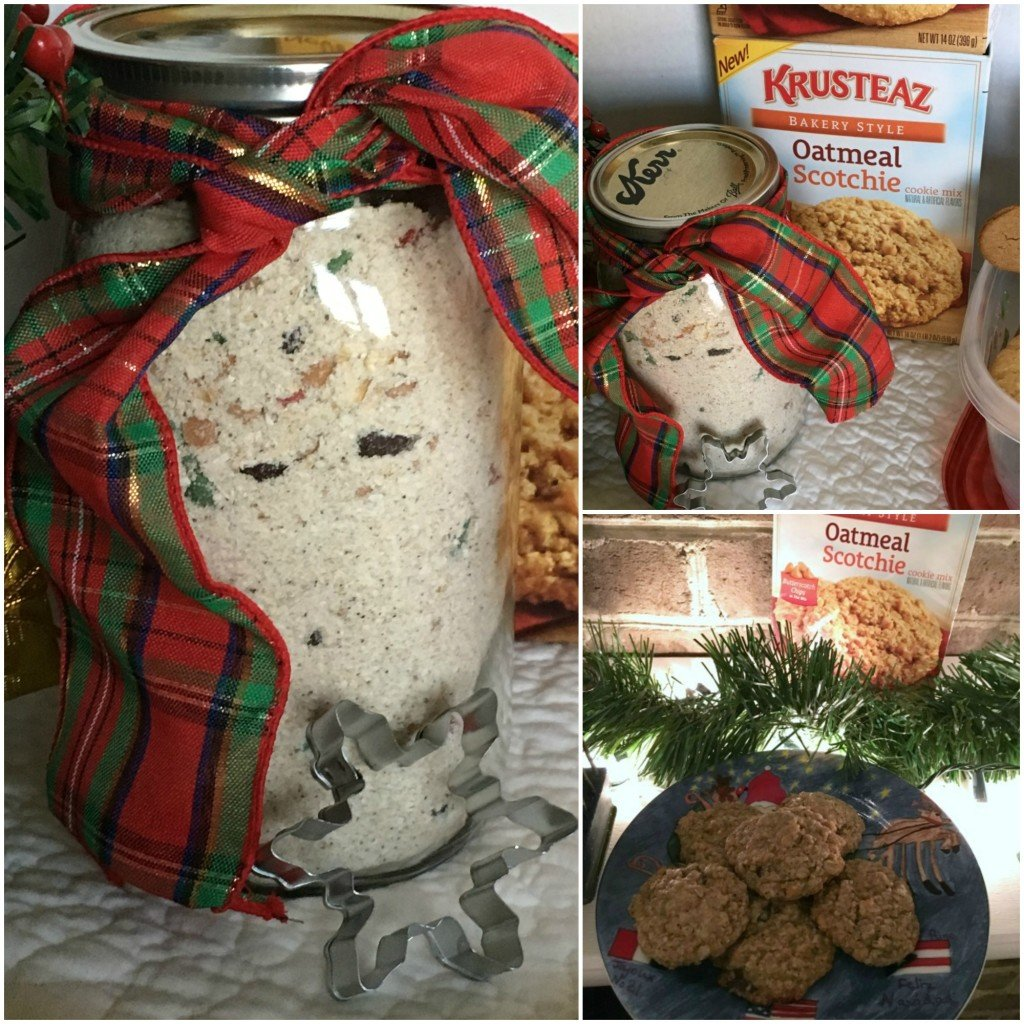 Oatmeal Scotchie Food gift