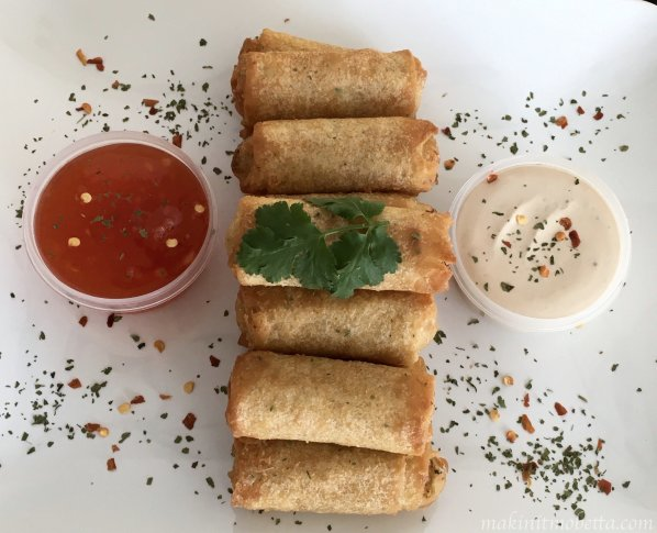 party egg rolls