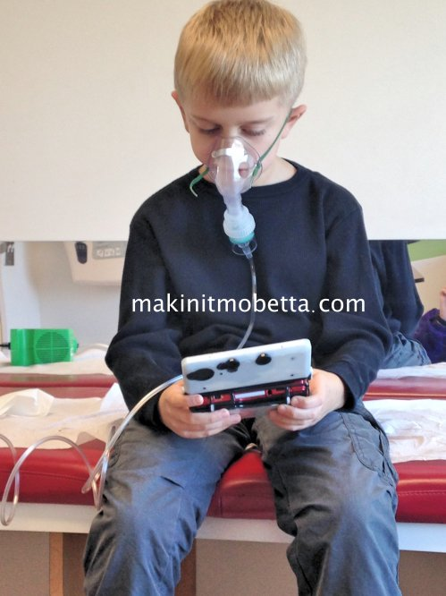 breathing treatment